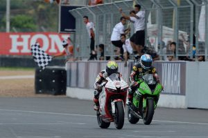 Zaidi crowned as West claims another ARRC podium at Chang