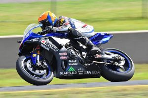 ASBK becomes the sole focus of Blair for this season