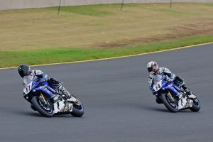 Allerton and Maxwell re-sign with Yamaha for 2017 ASBK season