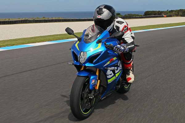 Overview: 2017 Suzuki GSX-R1000R launch