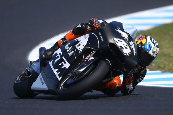 Improved KTM pace an important step for Espargaro