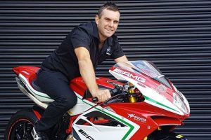 MV Agusta Australia joins the ASBK grid with Hern