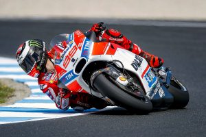 Lorenzo plays down importance of Ducati lap-times