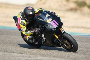 Elliott settling into CF Motorsport British STK1000 team