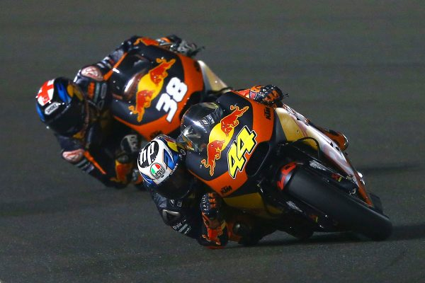 Double finish a satisfying start for factory KTM MotoGP project
