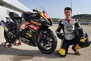Scott on-track for return to racing in STK1000 category