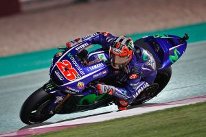 Viñales remains fastest on Friday in Qatar MotoGP practice