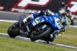 Top five finishes encouraging for Suzuki and Waters