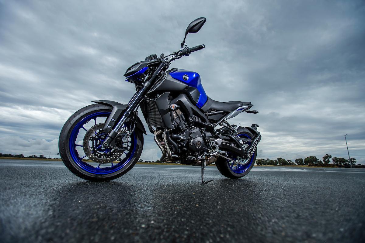 Review: 2017 Yamaha MT-09