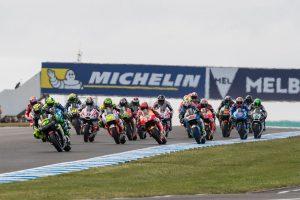 Michelin named 2017 Australian Motorcycle Grand Prix title sponsor