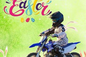 Easter fun bike promo