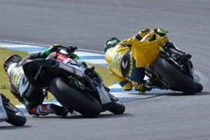 West wins, disqualified amid ARRC controversy