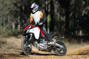 Review: 2016 Ducati Multistrada 1200 Enduro
