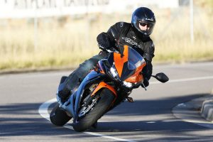 Review: 2016 Honda CBR500R