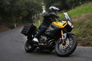 Review: 2016 Yamaha XTZ1200E Super Tenere