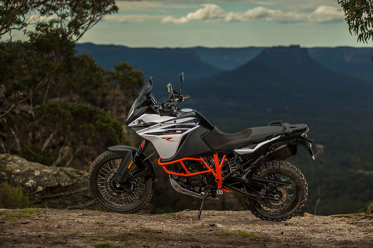 Review 2017 Ktm 1090 Adventure R Cycleonline Com Au