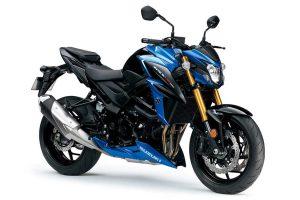Bike: 2017 Suzuki GSX-S750