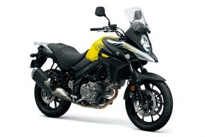 Bike: 2017 Suzuki V-Strom 650 and V-Strom 650 XT