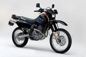 Bike: 2017 Suzuki DR650SE