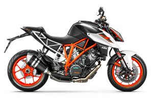 Bike: 2017 KTM 1290 Super Duke R