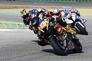 Scott surges to first STK1000 point of the season at Imola