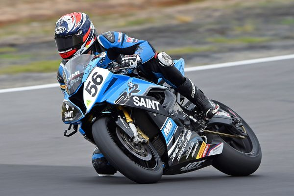 Guenther in doubt for Darwin ASBK following testing crash