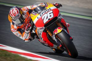 Pedrosa claims MotoGP pole position at Catalunya