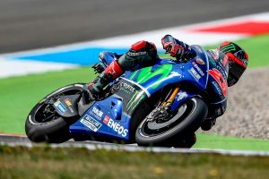 Viñales sets Assen MotoGP practice pace on Friday
