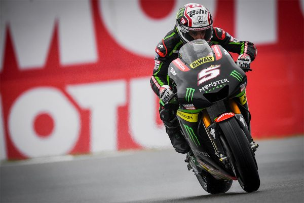 Zarco edges to maiden MotoGP pole position at Assen