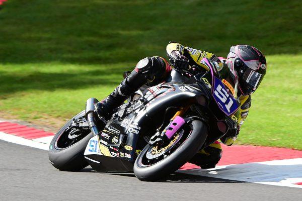 Elliott aiming for Thruxton return following Brands Hatch crash