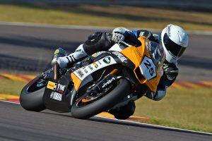 Falzon regains points from ASBK race one in Darwin