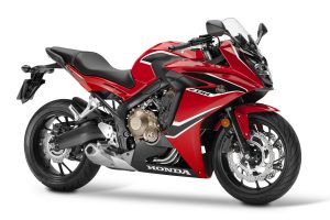 Updated new 2017 model Honda CBR650F released