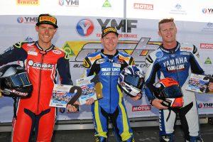 Pirelli dominates Sydney Motorsport Park ASBK round