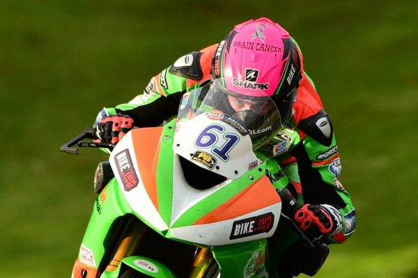 Currie thrilled with perfect BSB Supersport results at Oulton Park