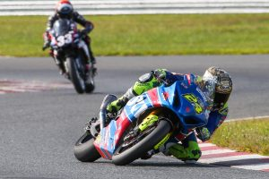 Suzuki's Elias earns MotoAmerica championship in New Jersey