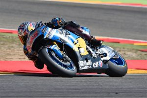Points for Miller in mixed Aragon MotoGP showing