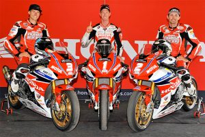 Top 10: Team Honda Racing achievements