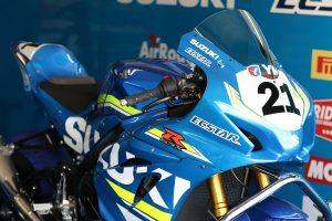 Ride: 2017 Team Suzuki Ecstar Australia GSX-R1000R