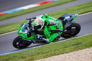 Kawasaki Puccetti Racing signs West for WorldSBK remainder
