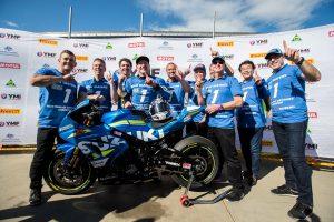 Viral: Team Suzuki Ecstar – 2017 ASBK Rd7 Phillip Island