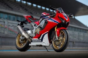 Up-spec 2017 Honda CBR1000RR SP variants land this month