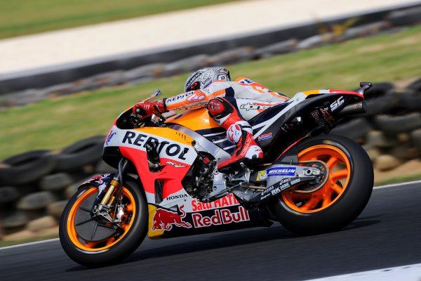 Marquez captures pivotal MotoGP victory at Phillip Island