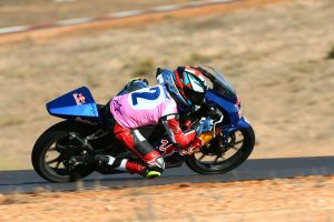 Van Eerde secures start in 2018 Red Bull Rookies Cup