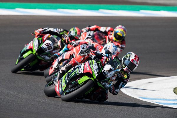 Rea captures opening WorldSBK race victory in Jerez