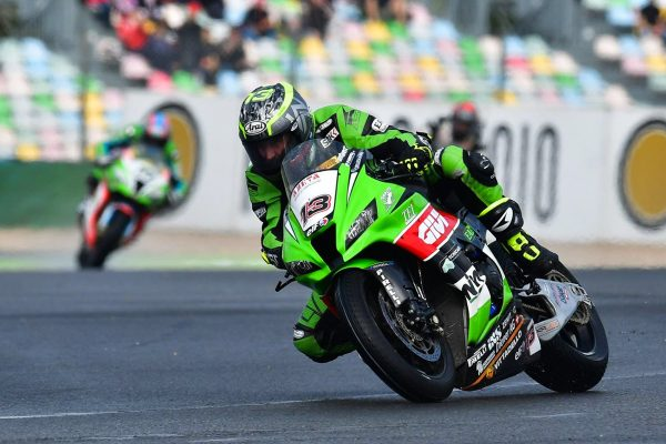 West reverts to WorldSSP for Spain's penultimate round
