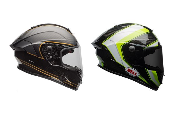 Product: 2018 Bell Race Star helmet