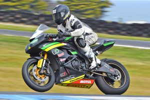 Positive Phillip Island ASBK finale for Cube Racing