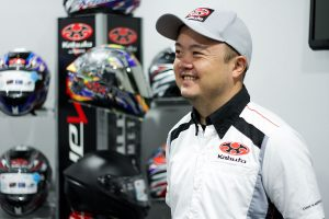 Insight: 2018 Kabuto Aeroblade 5 helmet