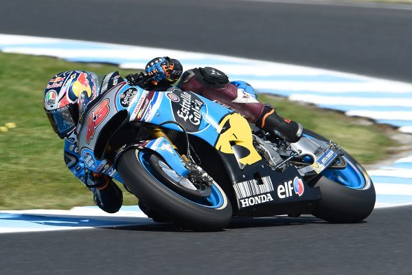 Miller stars in sixth at Phillip Island on return from injury