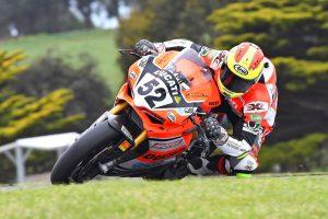 Positive Phillip Island qualifier for DesmoSport Ducati's Turner